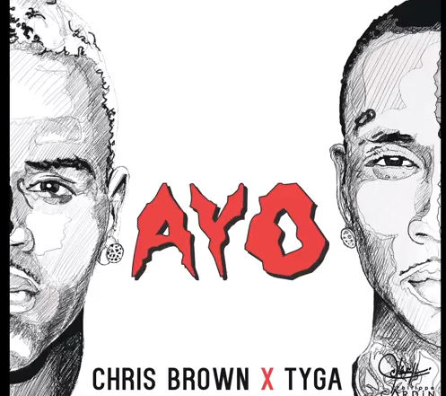 Ayo Chris Brown Tyga