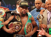 Mayweather Being Stripped Of Belt He Won In Pacquiao Fight