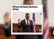 50 Cent Says His Flashy Lifestyle Is All Fake