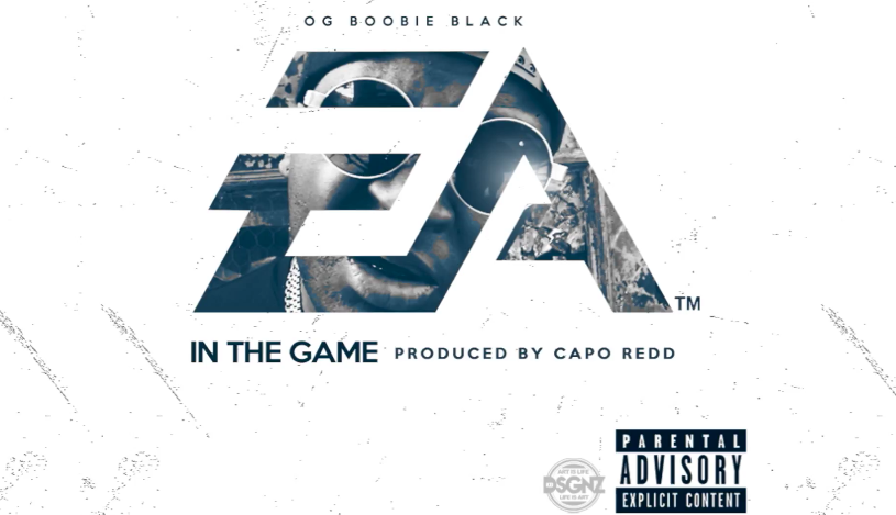 OG Boobie Black - In The Game (Prod. Capo Redd)