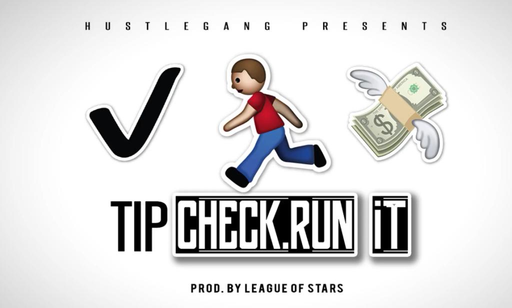 T.I. - Check, Run It (Audio)