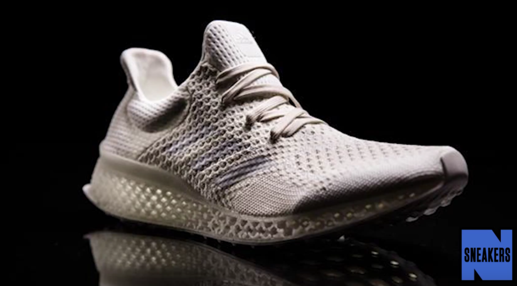 With Futurecraft 3D, You Can Customize and 3D-Print a Sneaker at an adidas Store