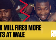 Meek Mill Fires More Shots at Wale Who Responds Immediately