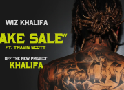 Wiz Khalifa - Bake Sale ft. Travis Scott [Official Audio]
