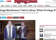 "Macklemore Explains Why He Called Out Iggy Azalea on ""White Privilege II"""