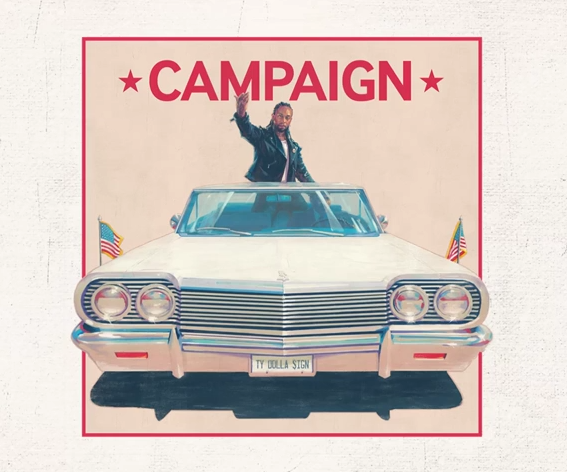 Ty Dolla $ign - Campaign ft. Future [Audio] @tydollasign