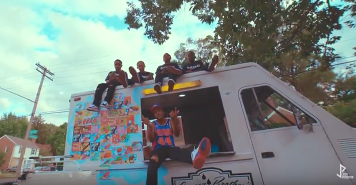 4-4 G - Ice Cream Man (Official Video) Shot by @JerryPHD
